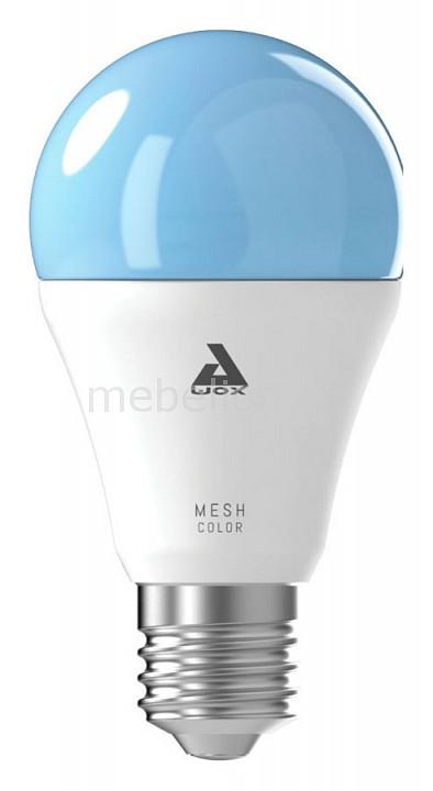 Лампа светодиодная Eglo Eglo connect E27 RGB, 2700 - 6500K 220-240В 9Вт 11586 пульт ду eglo eglo connect 32732