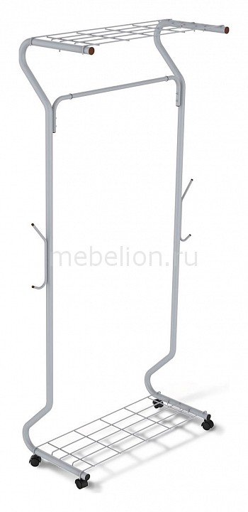 Вешалка напольная Sheffilton Вешалка гардеробная SHT-WR546 40cm 12w acryl aluminum led wall lamp mirror light for bathroom aisle living room waterproof anti fog mirror lamps 2131