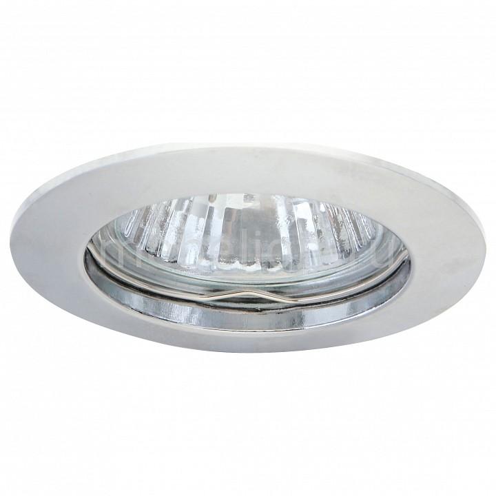Комплект из 3 встраиваемых светильников Arte Lamp A2103PL-3CC Basic
