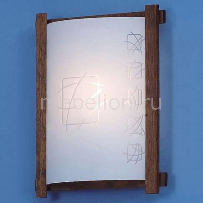 Накладной светильник Дина Багет Венго 921 CL921021R