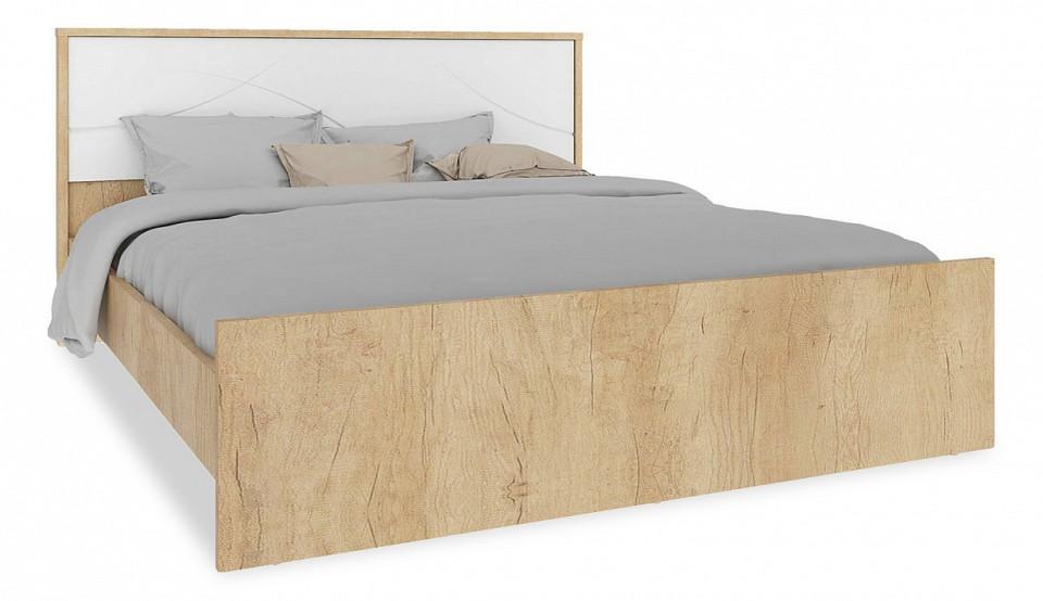 Кровать двуспальная Мадейра СТЛ.264.10