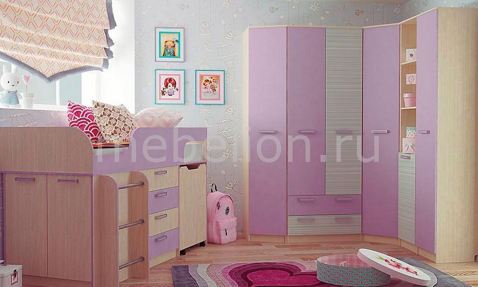 Гарнитур для детской Рико Модерн № 4 ирис