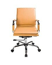 Кресло компьютерное CH-993-low светло-коричневое