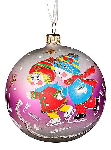 Елочный шар (8 см) Детство 860-236