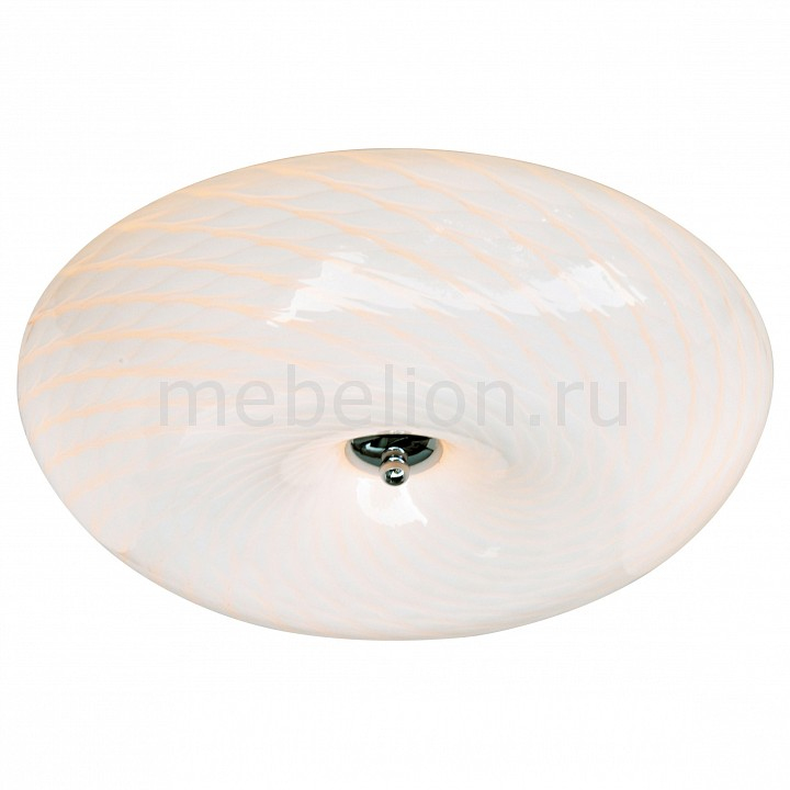 Накладной светильник Arte Lamp Flushes A1531PL-3WH накладной светильник arte lamp falcon a5633pl 3wh