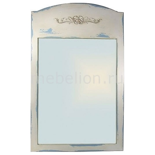 Зеркало настенное (52х83 см) Прованс-AKI Z04