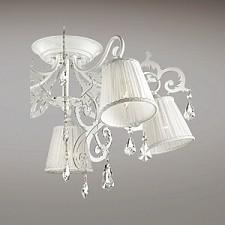 Потолочная люстра Odeon Light 2892/5C Gronta