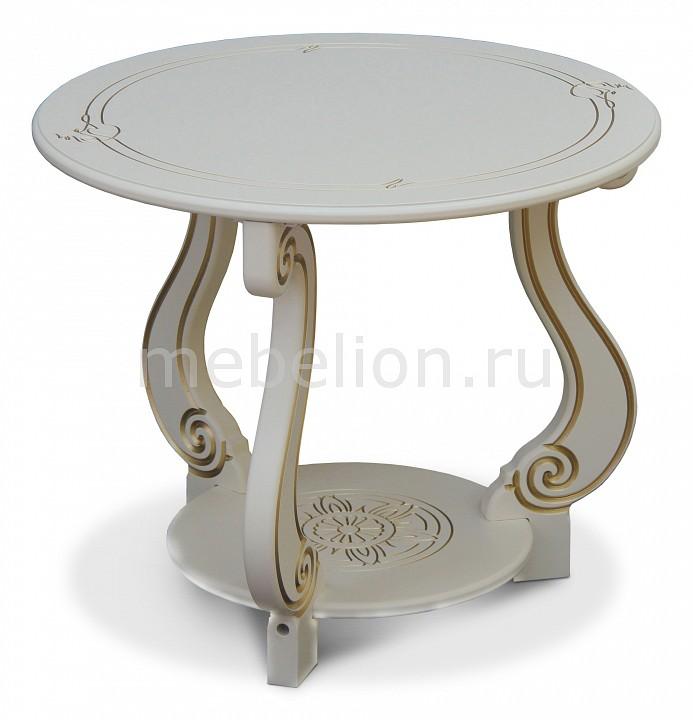 Стол журнальный Мебелик Грация (М) стол грация