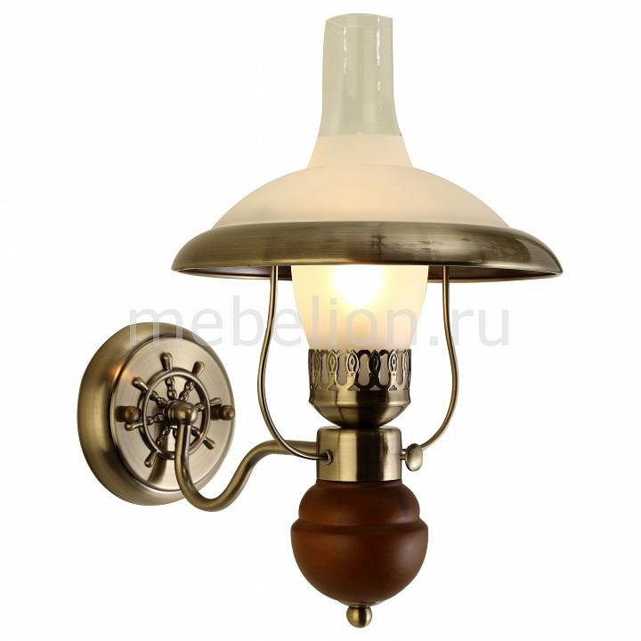 Бра Arte Lamp A4533AP-1AB Capanna