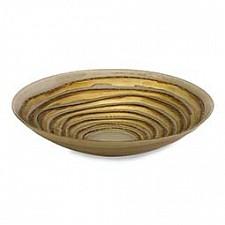 Чаша декоративная (40 см) Black & Gold 83102