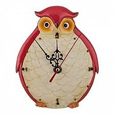 Настенные часы (15х17 см) Сова 68-338