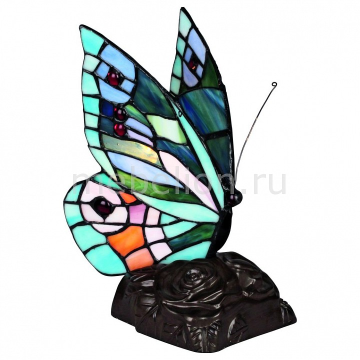 Настольная лампа Omnilux декоративная OM-812 OML-81204-01 настольная лампа omnilux декоративная om 520 oml 52004 01