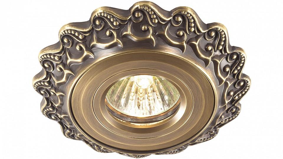 Встраиваемый светильник Novotech 369930 Vintage