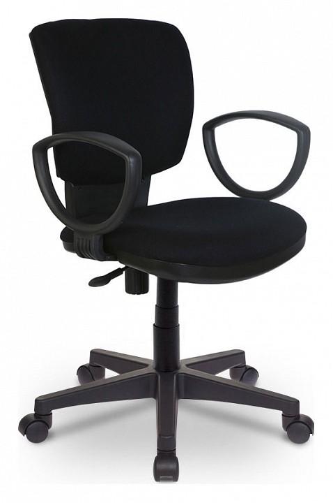 Кресло компьютерное Бюрократ Бюрократ CH-626AXSN черное