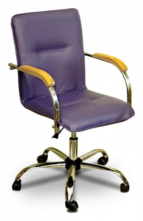 Кресло компьютерное Креслов Самба КВ-10-120110-0407 кресло компьютерное марс new самба комфорт