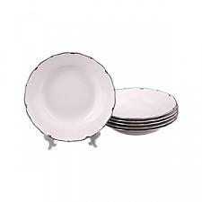 Набор из 6 тарелок глубоких Симона 662-505
