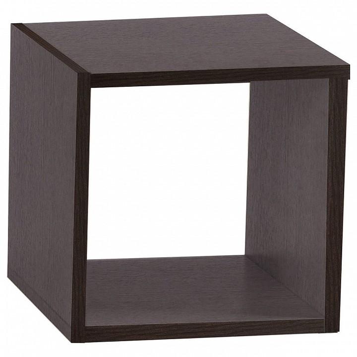 Полка навесная Вентал Кубик-1 10000214 радиобудильник rolsen rfm 300 венге 1 rldb rfm 300