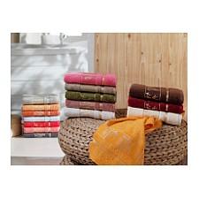 Набор полотенец для ванной Bonita Fakili персиковый AR_E1004606_15