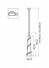 Подвесной светильник Lightstar 804310 Petalo