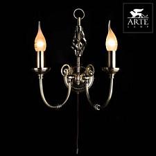 Бра Arte Lamp A8392AP-2AB Zanzibar