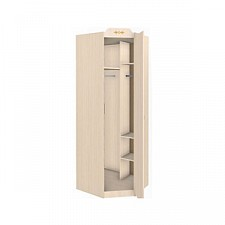 Шкаф платяной Аврора 504.040 клен канадский