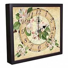 Настенные часы (34х30 см) Яблоня 3034-11