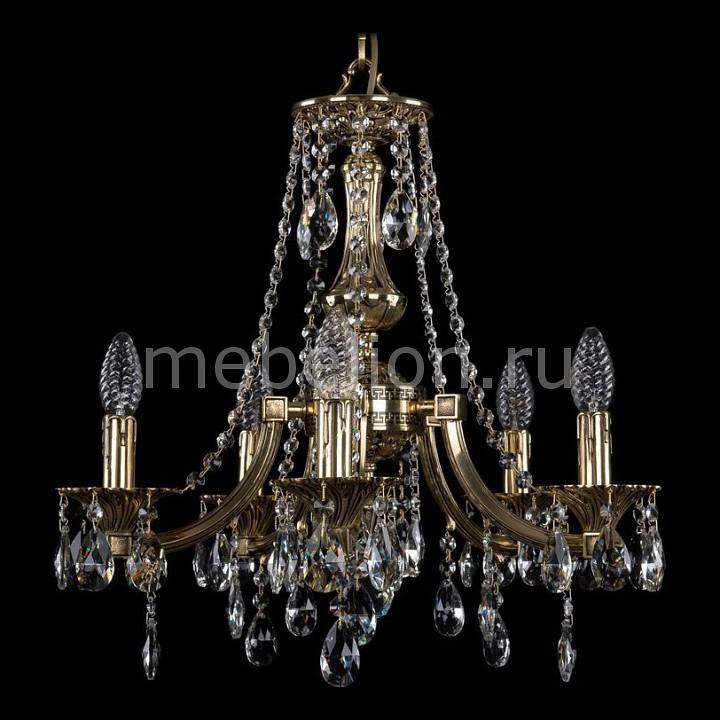 Подвесная люстра Bohemia Ivele Crystal 1771/5/150/A/GB 1771