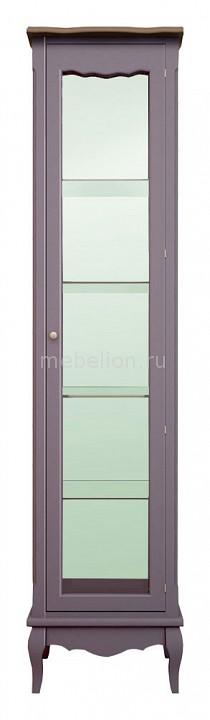 Купить Шкаф-витрина Leontina lavanda, Этажерка, Россия