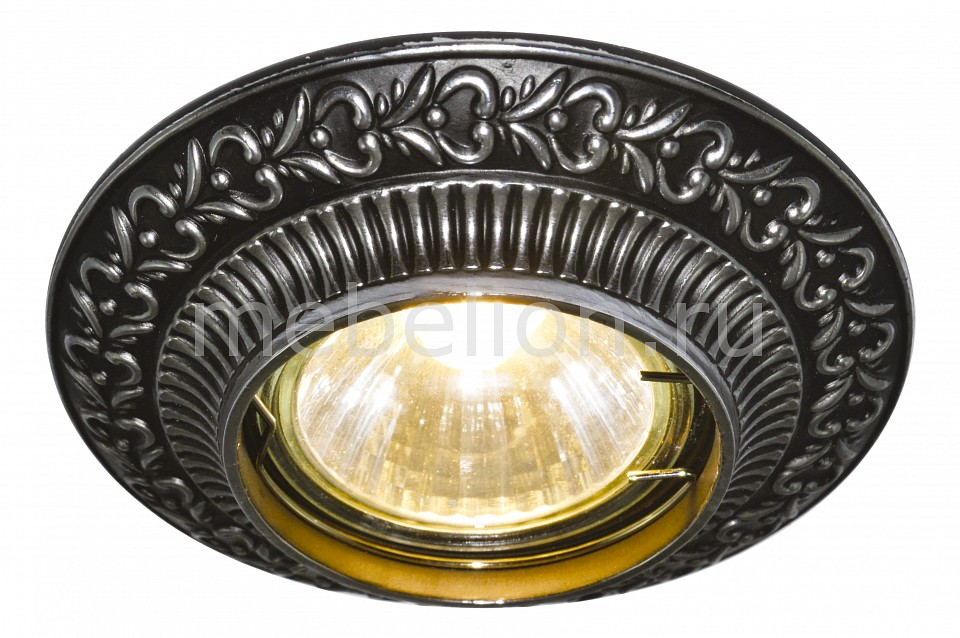 Встраиваемый светильник Arte Lamp A5280PL-1SB Occhio