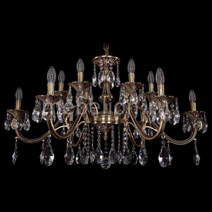 Подвесная люстра Bohemia Ivele Crystal 1703/12/360/A/FP 1703