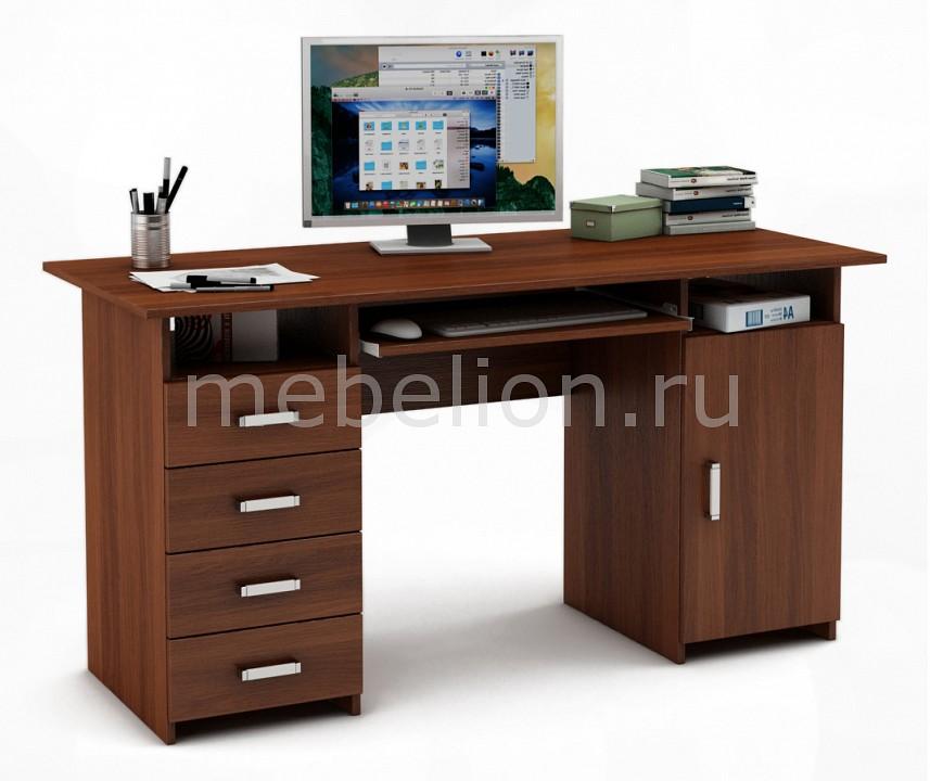 Стол компьютерный ВМФ Лайт-8К ноутбук 8к