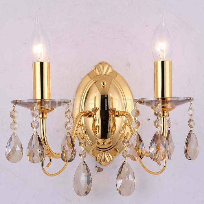 купить Бра Newport 10800 10802/A gold по цене 6690 рублей