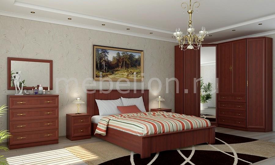 Гарнитур для спальни Юлианна 8 вишня барселона