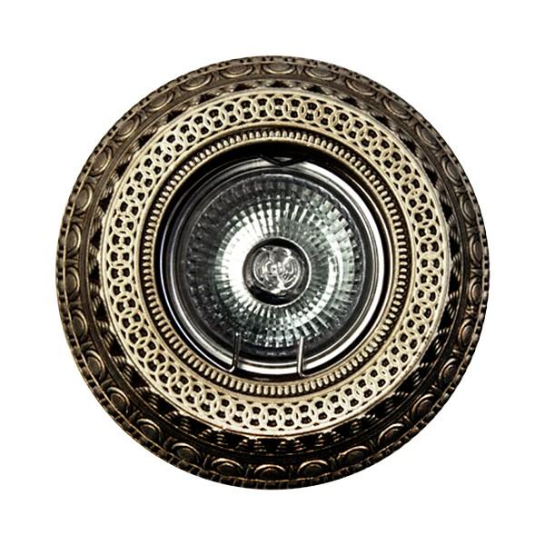 Встраиваемый светильник Точка светаAZ AZ16ABАртикул - TS_AZ16AB,Бренд - Точка света (Украина),Серия - AZ,Гарантия, месяцы - 24,Рекомендуемые помещения - Офис,Глубина, мм - 40,Диаметр, мм - 102,Размер врезного отверстия, мм - 55,Цвет арматуры - бронза античная,Тип поверхности арматуры - матовый, рельефный,Материал арматуры - гипс, металл,Лампы - галогеновая ИЛИсветодиодная [LED],цоколь GU5.3; 220 В; 35 Вт,,Тип колбы лампы - полусферическая с рефлектором,Класс электробезопасности - I,Лампы в комплекте - отсутствуют,Общее кол-во ламп - 1,Степень пылевлагозащиты, IP - 20,Диапазон рабочих температур - комнатная температура<br><br>Артикул: TS_AZ16AB<br>Бренд: Точка света (Украина)<br>Серия: AZ<br>Гарантия, месяцы: 24<br>Рекомендуемые помещения: Офис<br>Глубина, мм: 40<br>Диаметр, мм: 102<br>Размер врезного отверстия, мм: 55<br>Цвет арматуры: бронза античная<br>Тип поверхности арматуры: матовый, рельефный<br>Материал арматуры: гипс, металл<br>Лампы: галогеновая ИЛИ&lt;br&gt;светодиодная [LED],цоколь GU5.3; 220 В; 35 Вт,<br>Тип колбы лампы: полусферическая с рефлектором<br>Класс электробезопасности: I<br>Лампы в комплекте: отсутствуют<br>Общее кол-во ламп: 1<br>Степень пылевлагозащиты, IP: 20<br>Диапазон рабочих температур: комнатная температура