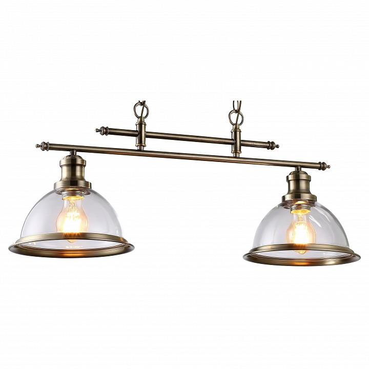 Купить Подвесной светильник Oglio A9273SP-2AB, Arte Lamp, Италия