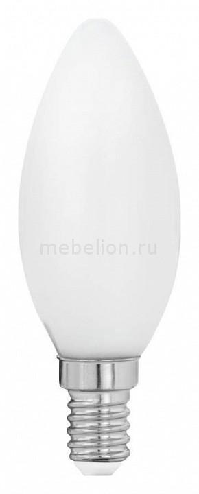 Лампа светодиодная Eglo Милки E14 4Вт 2700K 11602 лампа светодиодная eglo p45 e14 4вт 3000k 11419