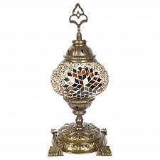 Настольная лампа декоративная Марокко 0903,04