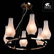 Подвесная люстра Arte Lamp A6801SP-6BR Lombardy