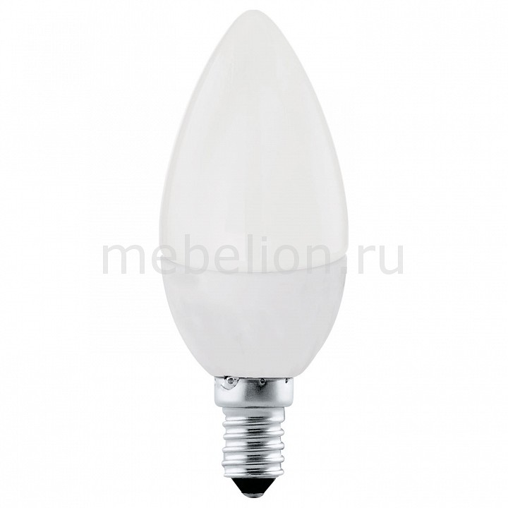 Лампа светодиодная [поставляется по 10 штук] Eglo Лампа светодиодная Led лампы E27 4000K 220-240В 4Вт 10766 [поставляется по 10 штук]
