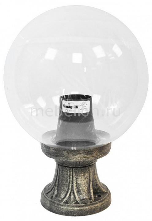Наземный низкий светильник Fumagalli Globe 250 G25.110.000.BXE27 наземный высокий светильник fumagalli globe 250 g25 158 000 aye27
