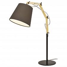 Настольная лампа декоративная Pinocchio A5700LT-1BK