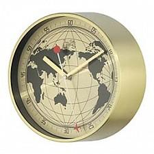 Настенные часы (20 см) Карта мира 4014G