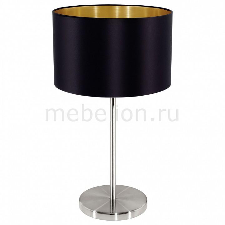 Настольная лампа Eglo декоративная Maserlo 31627 eglo настольная лампа eglo 31627