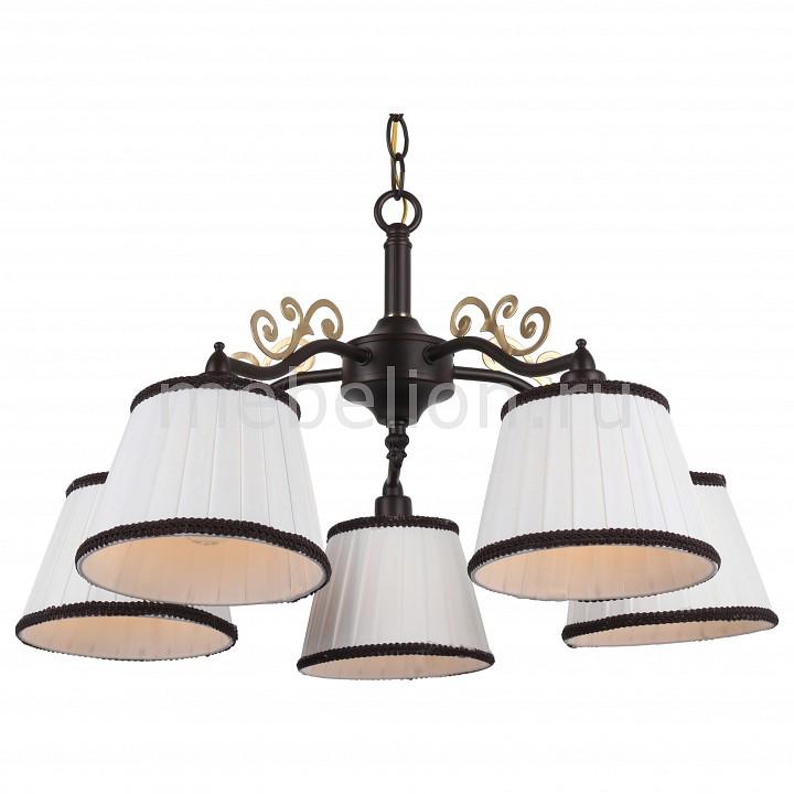 Подвесная люстра Arte Lamp A6344LM-5BR Capri