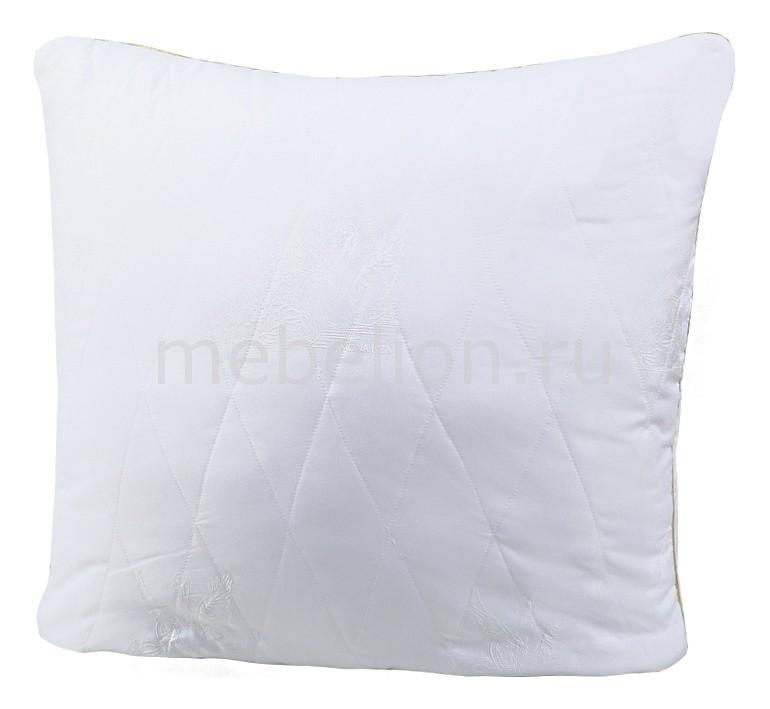 Подушка Mona Liza (70х70 см) Лебяжий пух одеяла mona liza одеяло лебяжий пух зимнее 195х215 см
