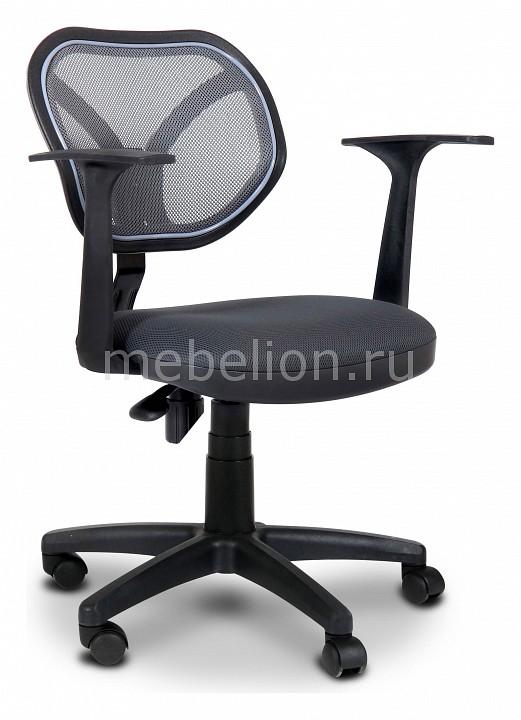 Кресло компьютерное Chairman 450 серый/черный  тумба для обуви александрия