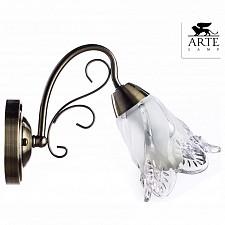 Бра Arte Lamp A6273AP-1AB Fiorita