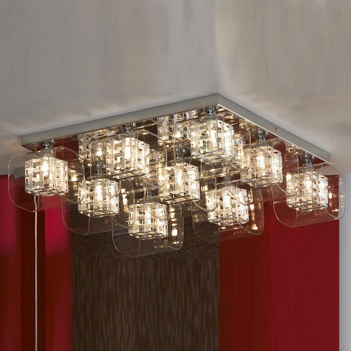 Накладной светильник Lussole Sorso LSC-8007-09 накладной светильник lussole sorso lsc 8007 09