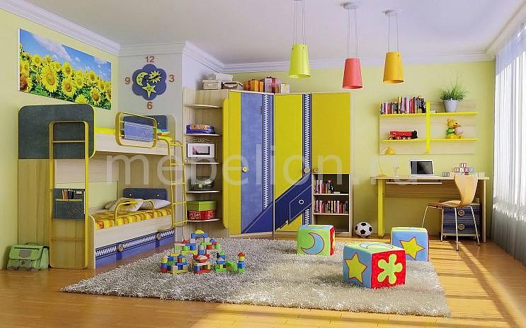 Гарнитур для детской Любимый Дом Джинс