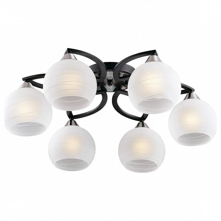 Потолочная люстра Odeon Light Bonar 2773/6C потолочная люстра odeon light bonar 2773 6c